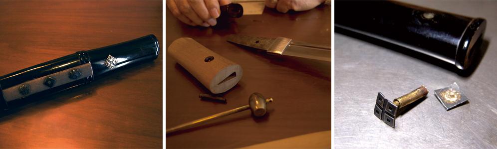 刀装具の修理